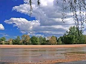 Mina Clavero, la ciudad de los ríos