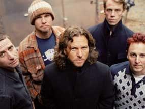 Diez minutos con Pearl Jam